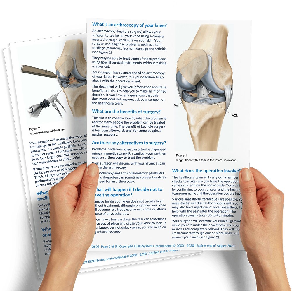 Medical procedure document